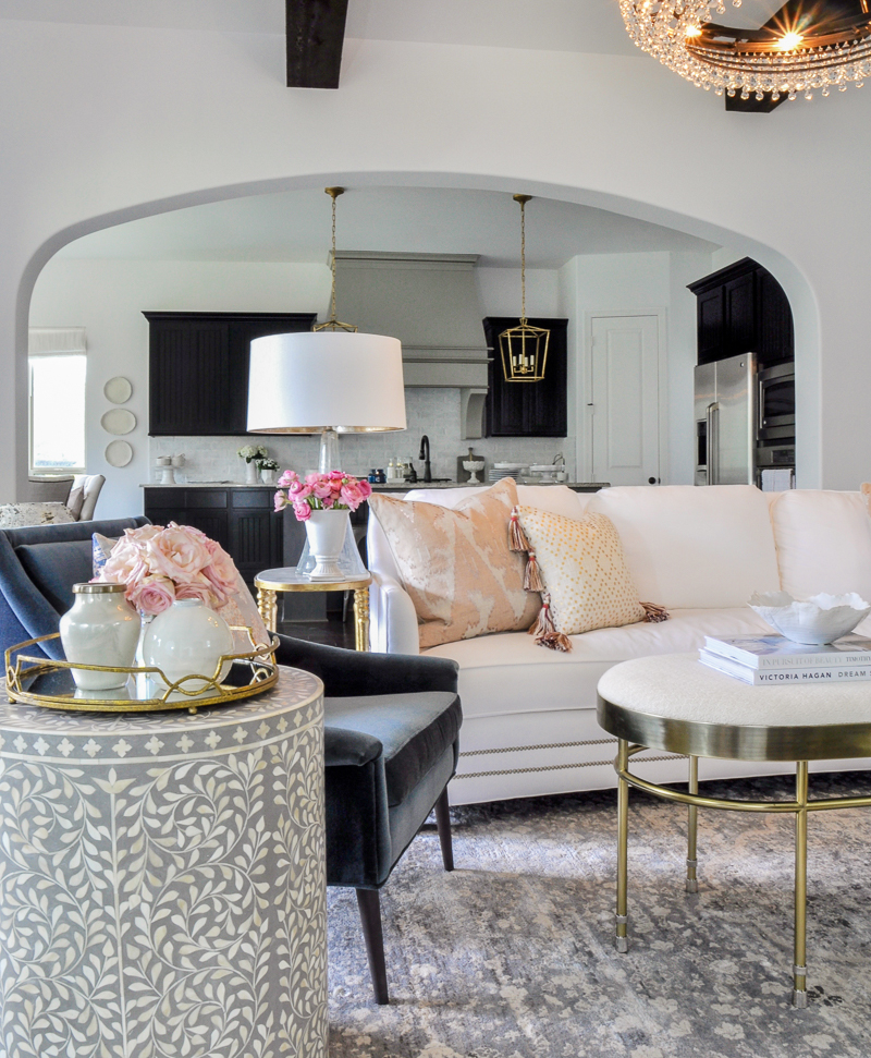 Spring Living Room Decorating Ideas: Styled For The Season