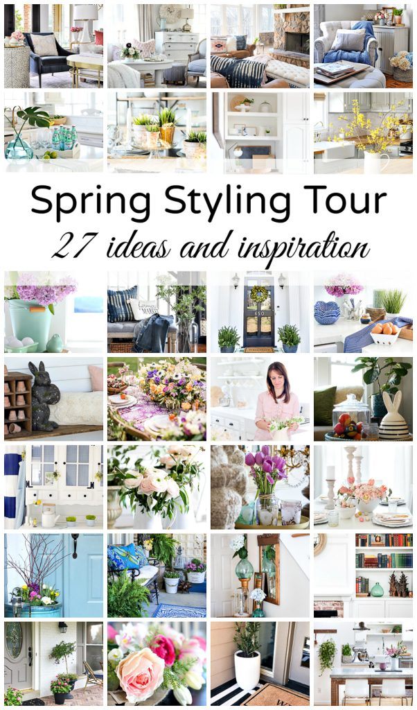 spring styling tour