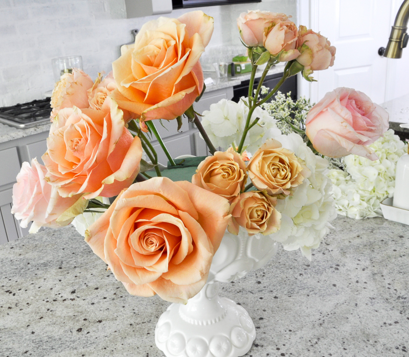 how to make floral arrangements step by step
