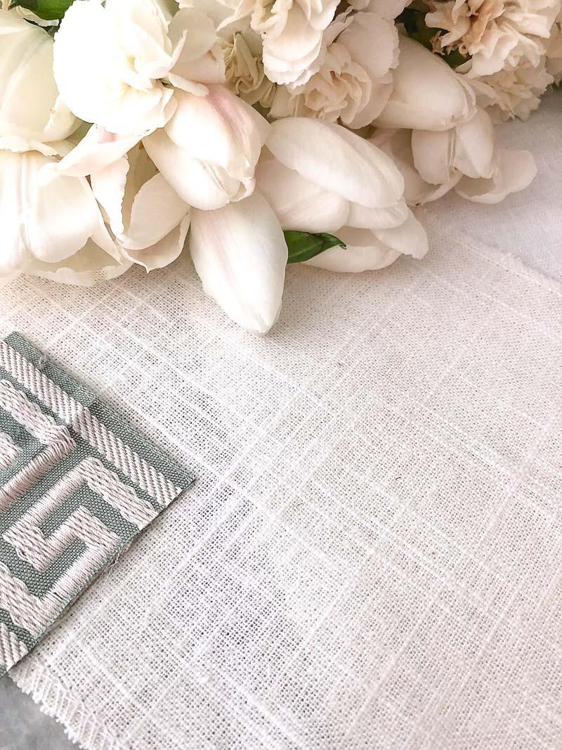 drapery linen fabric
