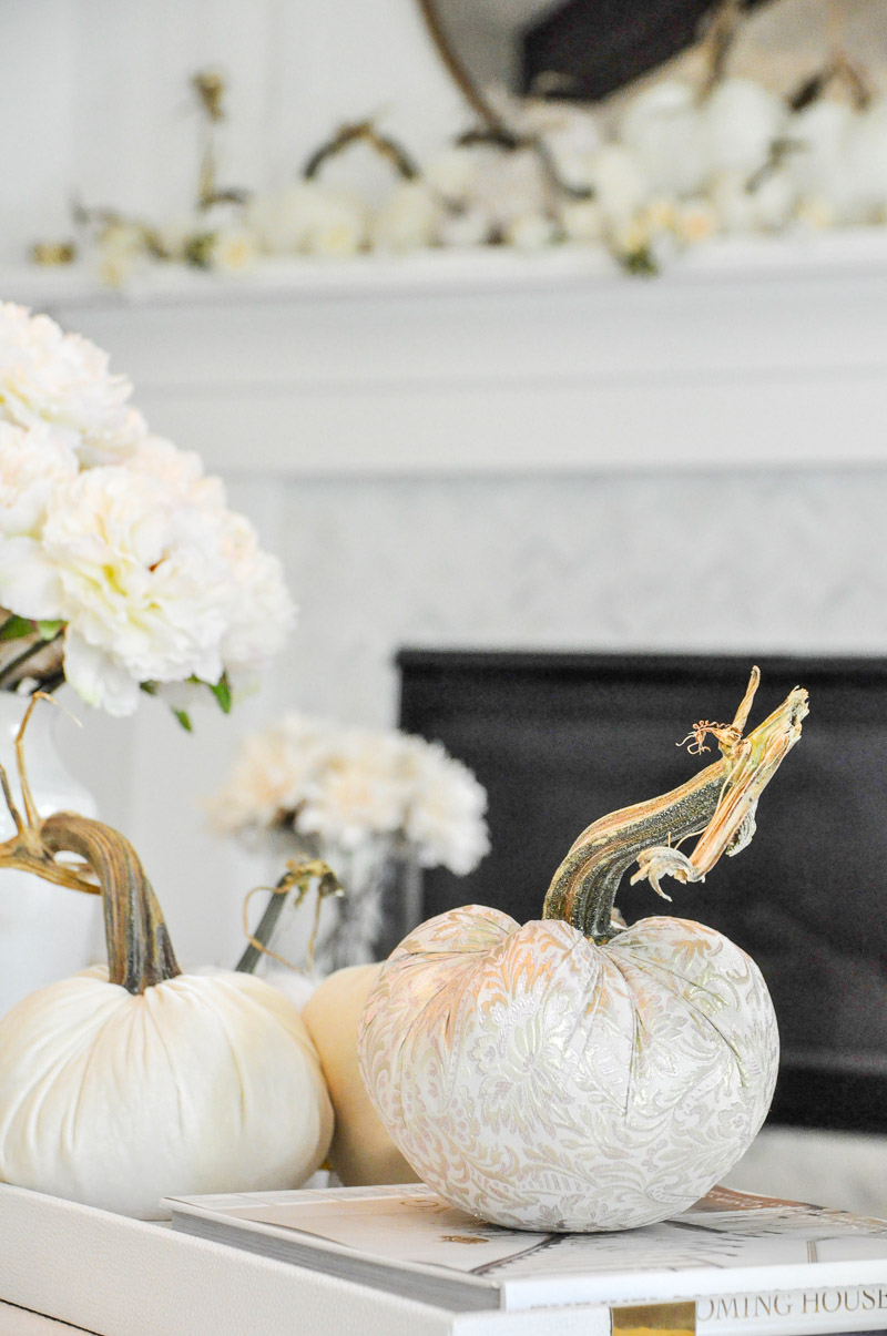 Fall decor specialty pumpkin