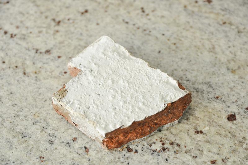 Brick piece