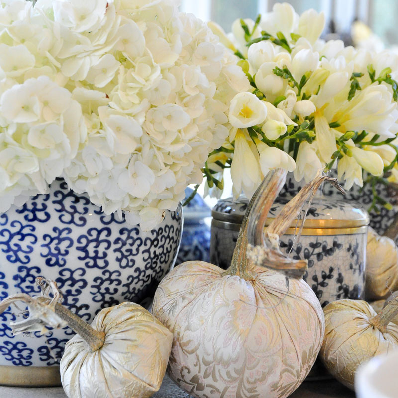 Decorative Pumpkins – Collecting, Displaying, Gifting