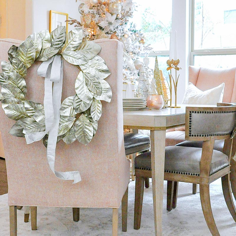 Christmas Dining Room – Styled for the Season Home Tour