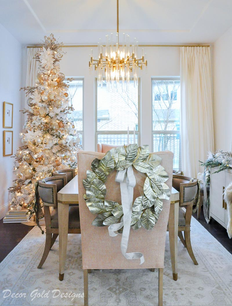 Christmas Dining Room - Styled for the Season Home Tour ...
