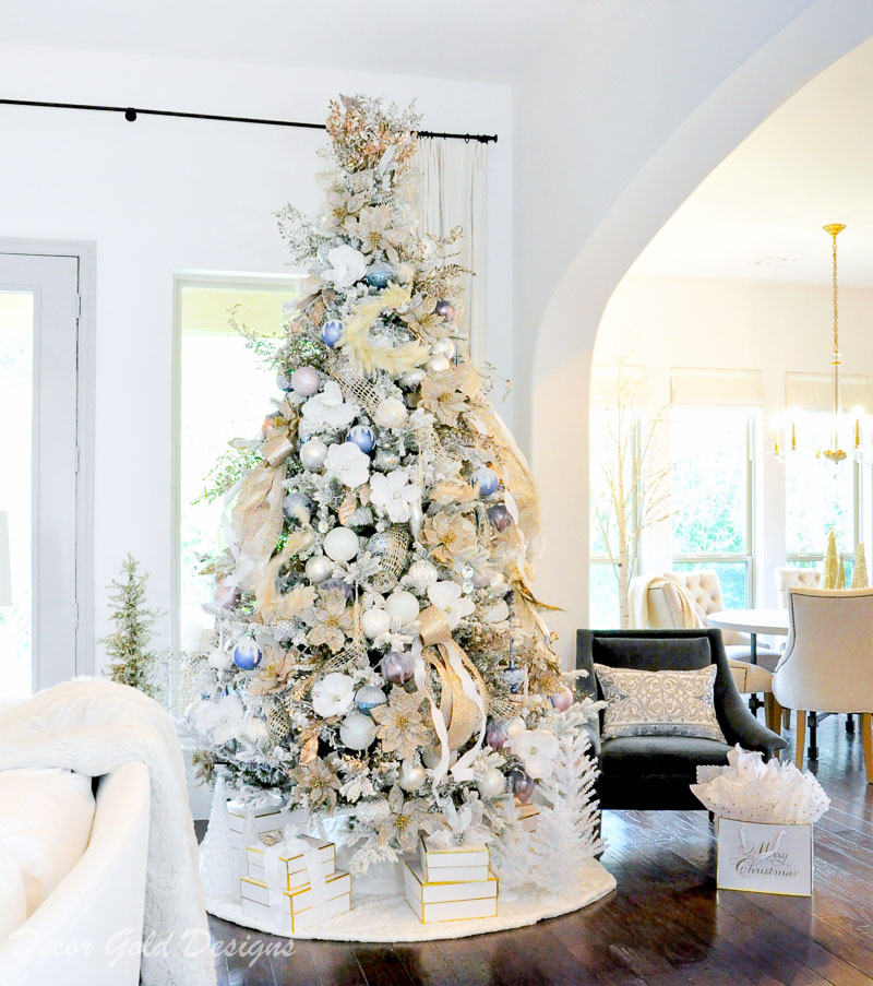 Dreamy New Christmas Tree Decor Gold Designs