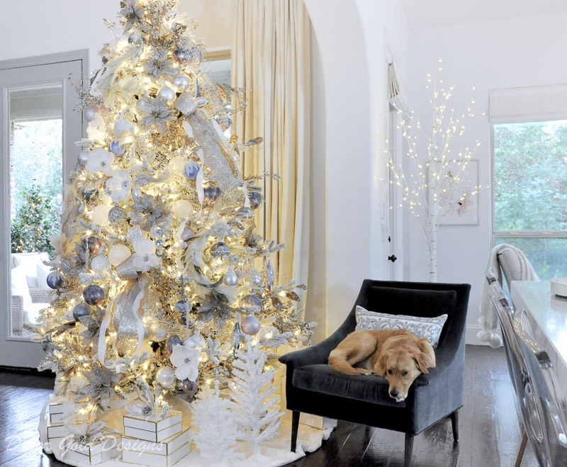 Frontgate Christmas Trees.Dreamy New Christmas Tree Decor Gold Designs