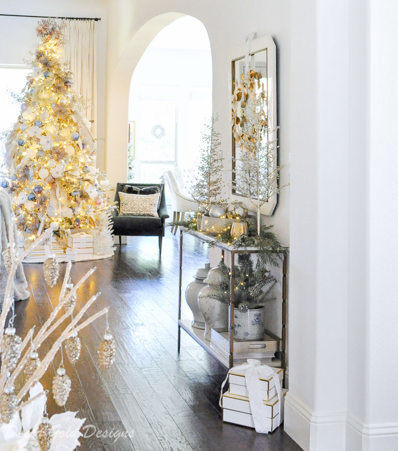 Beautiful Christmas home tour