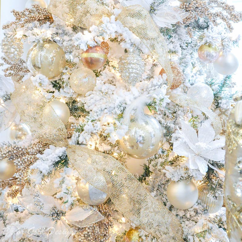 Tree Decorating – Step by Step
