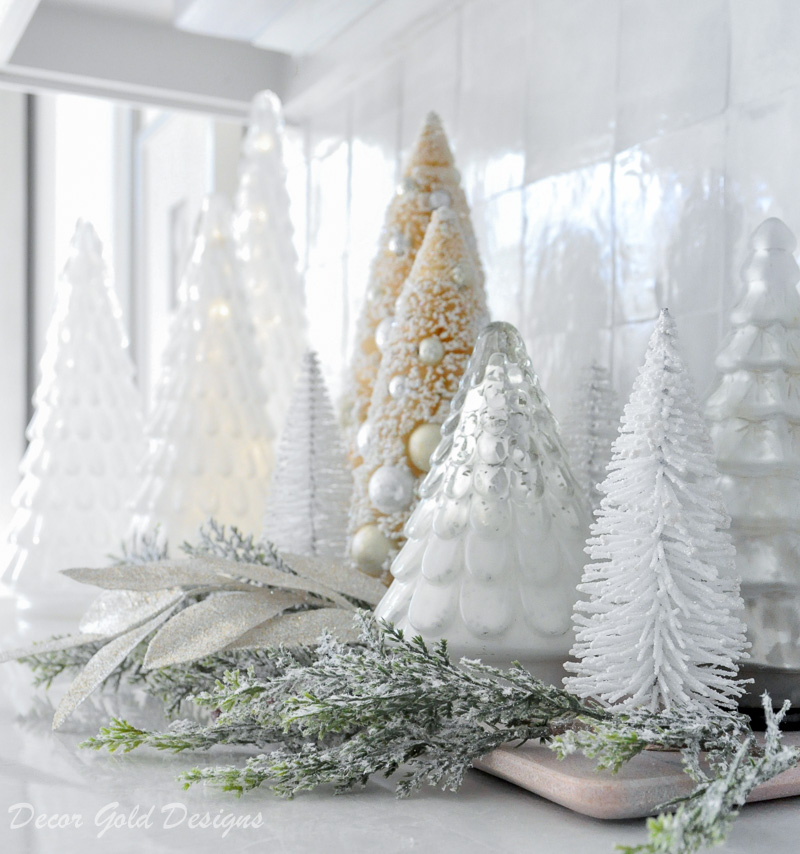 Holiday decorating kitchen ideas