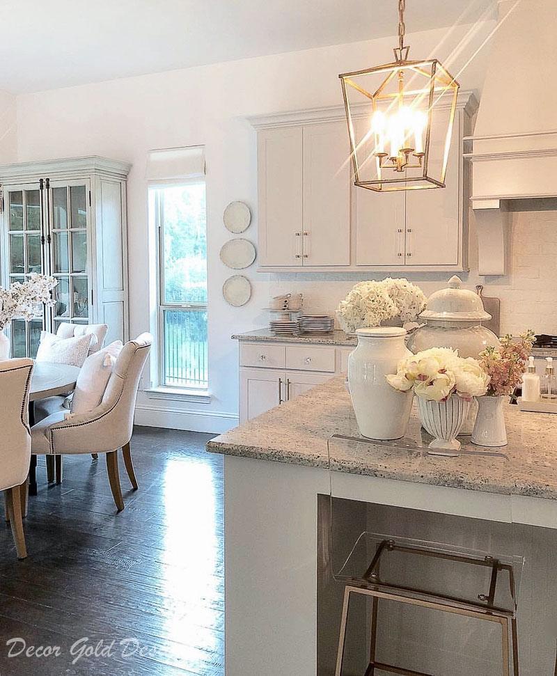 Instagram post beautiful kitchen