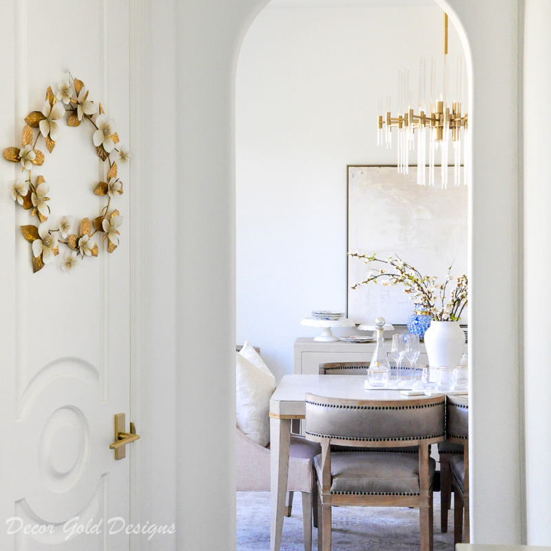 Updated Home Details Decor Gold Designs