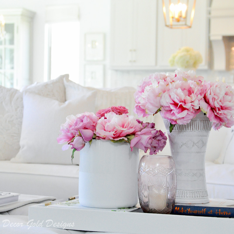 Simple Spring Decorating Tips