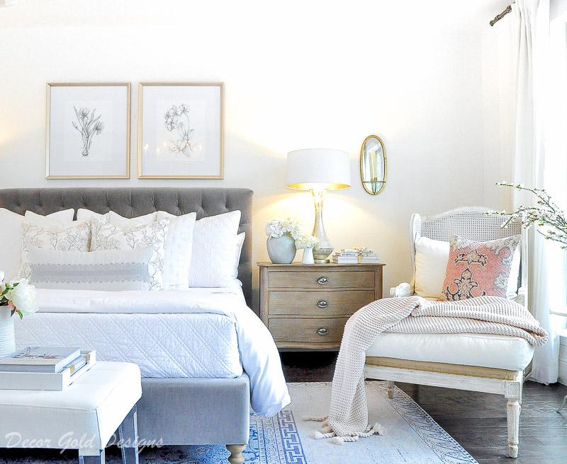 Bedroom lounge chair tassel throw blanket