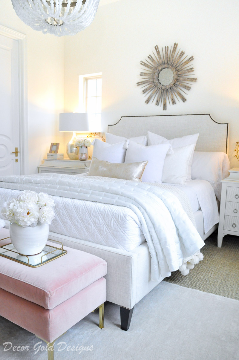 Decorating With Blush Pink Decor Gold Designs