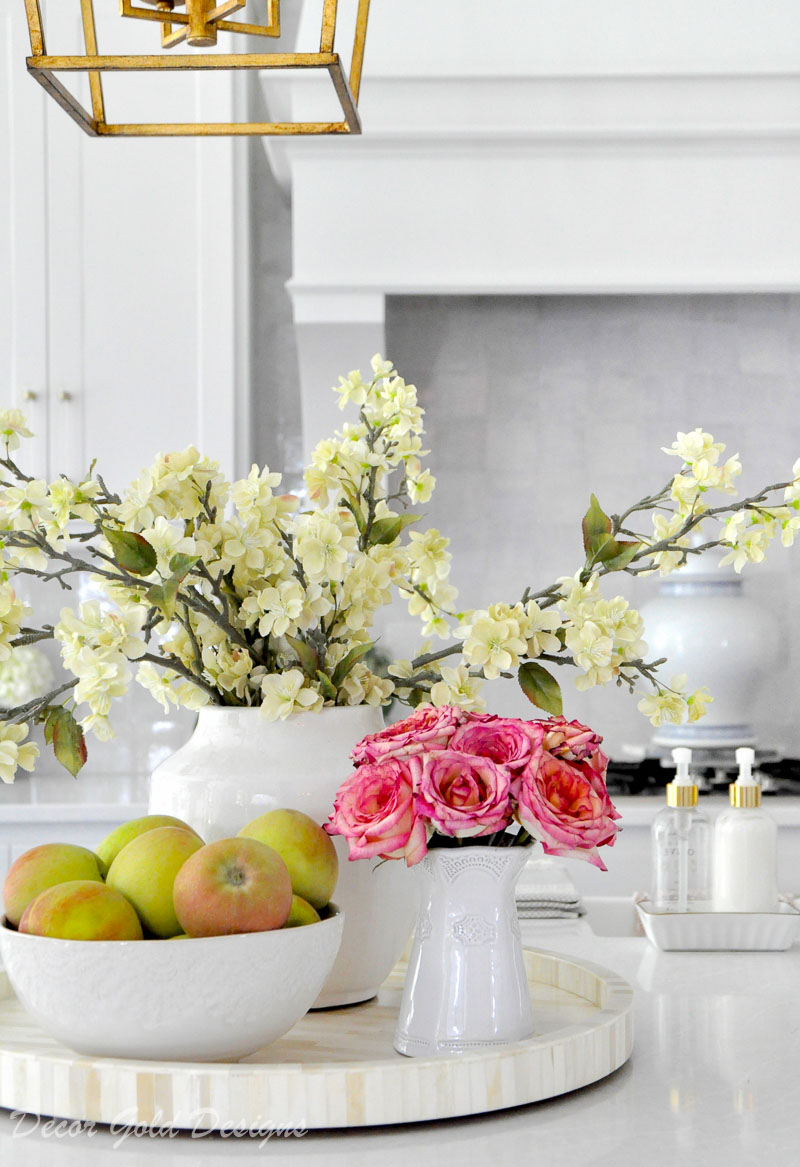 kitchen countertop styling ideas home decor accessories