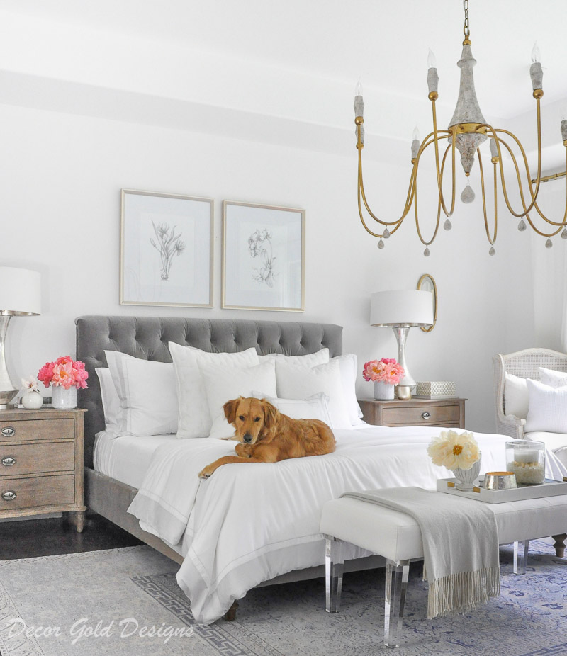 Bedding tips beautiful bed golden retriever