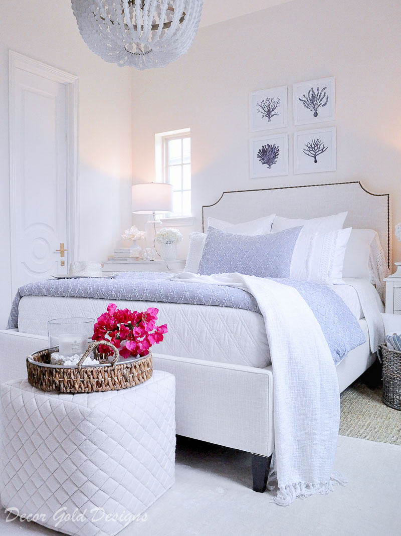 Beachy Bedrooms Images