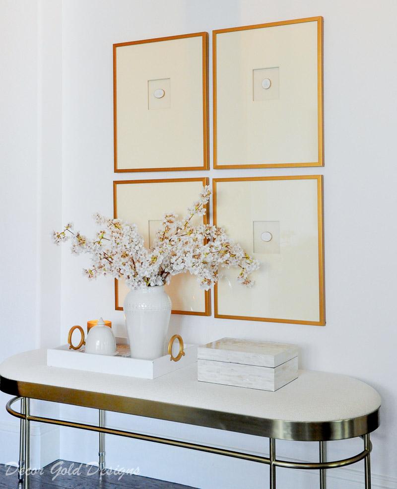 favorite pieces my home vase faux branches art