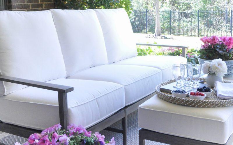 Decor Gold Designs Spring-Ready Patio
