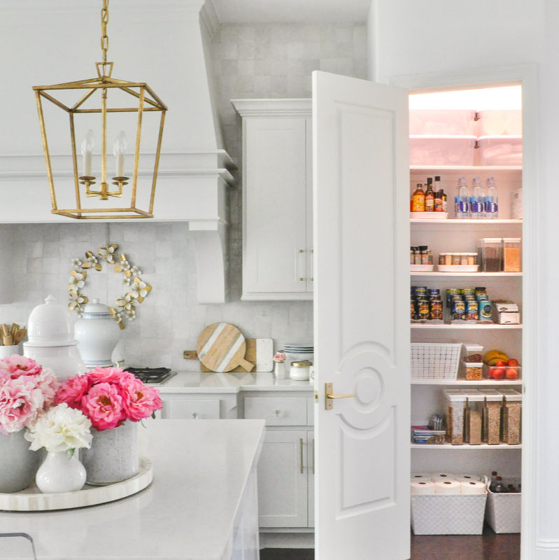 How to Create an Organized Pantry