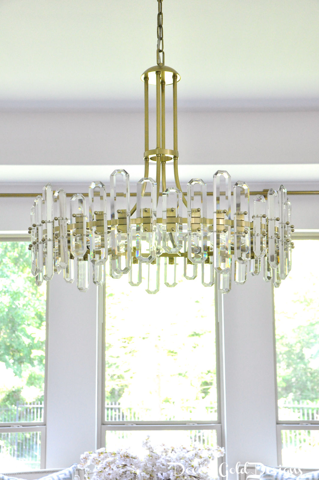 Dream lighting gorgeous chandelier