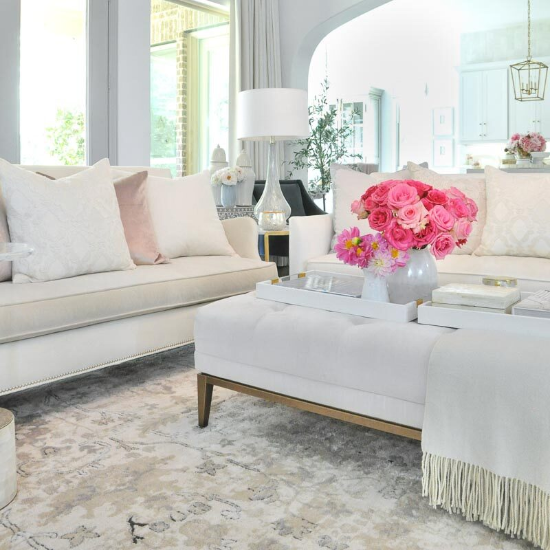 New Rugs + Rug Selection Tips