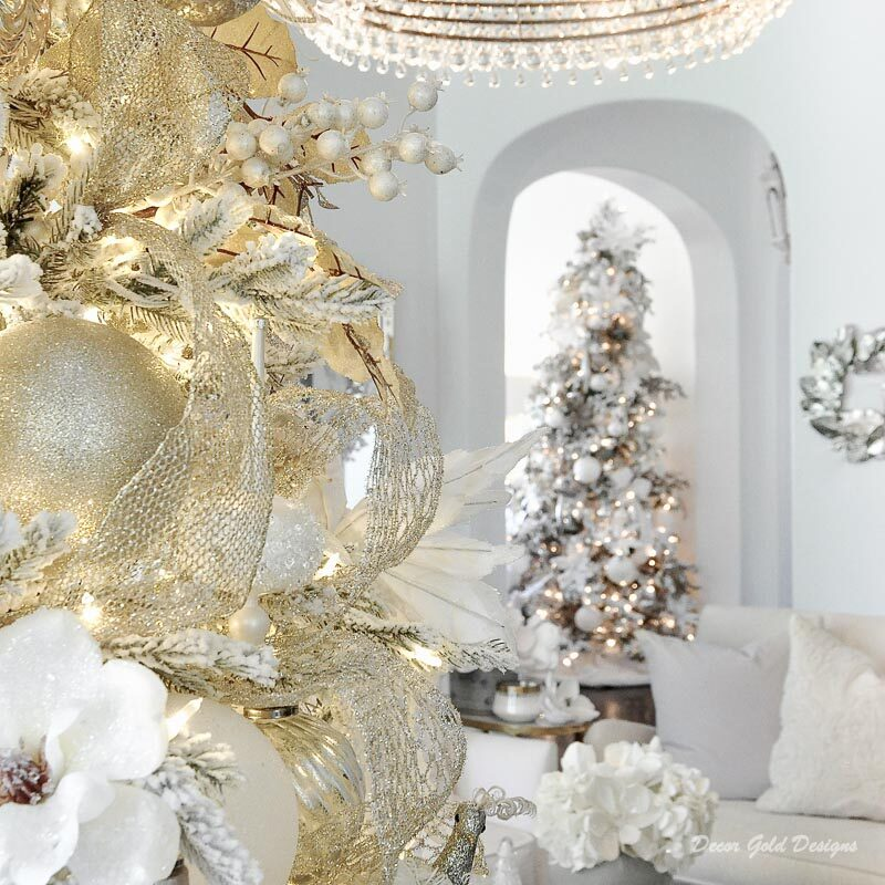 Christmas Decorations + A First Look